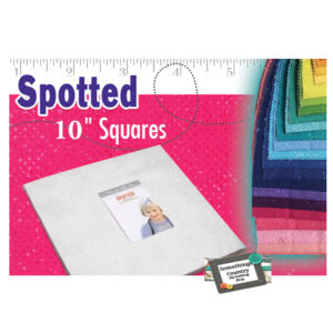 Quilting LAYER CAKE Patchwork MODA ZEN CHIC SPOTTED 10 Inch Sewing Fabrics New