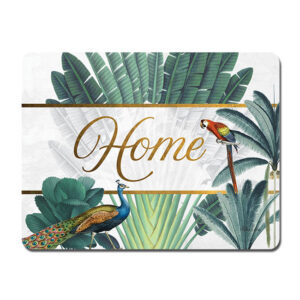 Kitchen Cork Backed Placemats AND Coasters ST BARTS HOME Set 6 New