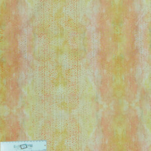 Quilting Patchwork Sewing Fabric GARDEN OF DREAMS PEARLS CITRUS 50x55cm FQ New