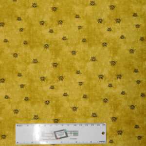 Quilting Patchwork Sewing Fabric BEE KIND 50x55cm FQ New Cotton Material