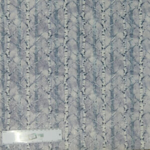 Quilting Patchwork Sewing Fabric METALLIC BRANCHES 50x55cm FQ New