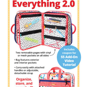 Quilting Sewing Patchwork By Annie A Place for Everything Pattern