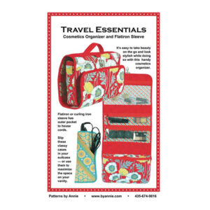 Quilting Sewing Patchwork By Annie TRAVEL ESSENTIALS Pattern New