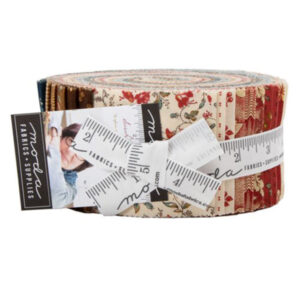 Quilting Jelly Roll Patchwork MODA SARAHS STORY 2.5 Inch Sewing Fabrics New