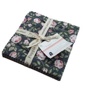 Quilting Charm Pack Patchwork GINGHAM FARMHOUSE 5 Inch Fabrics New