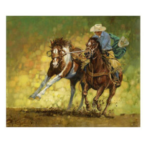 5D Diamond Painting Full Image Square Drills COWBOYS 40x50cm