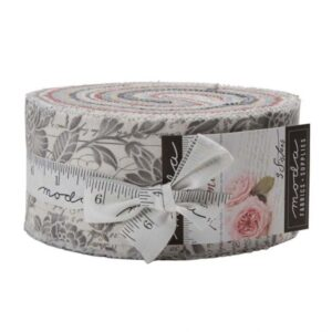 Quilting Jelly Roll Patchwork MODA MEMOIRS 2.5 Inch Sewing Fabrics