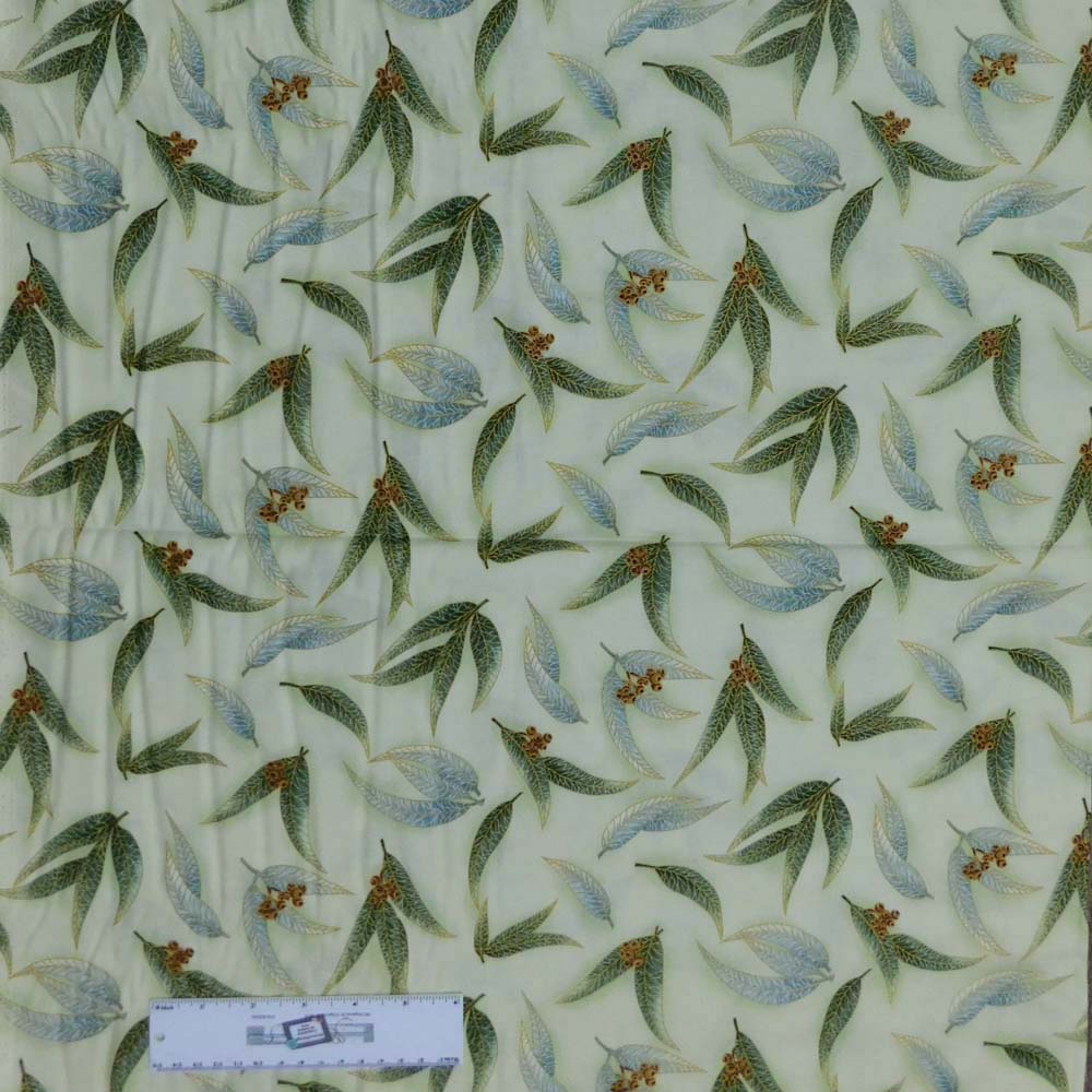 1M Truly Great British Blue//White Fabric COTTON Patchwork Crafts Quilting Sewing