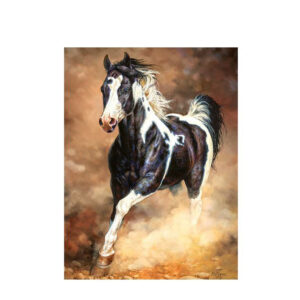 5D Diamond Painting Full Image Square Drills PAINT HORSE 40x50cm New