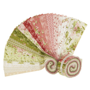 Quilting Jelly Roll Patchwork MAYWOOD SENSIBILITY 2.5 Inch Sewing Fabrics New