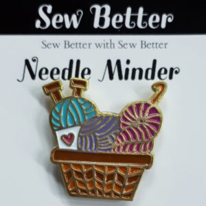 Sew Better Cross Stitch Embroidery Needle Minder Keeper KNITTING