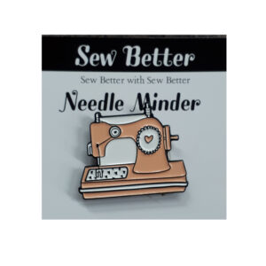 Sew Better Cross Stitch Embroidery Needle Minder Keeper SEWING MACHINE