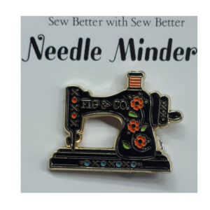 Sew Better Cross Stitch Needle Minder Keeper FIG and CO SEWING MACHINE