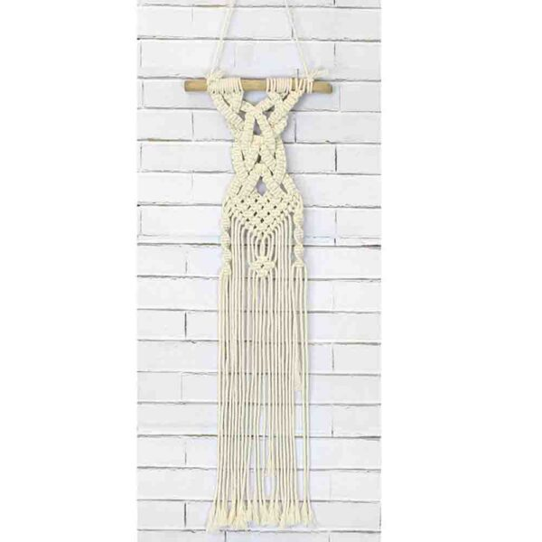 Creative Macrame Kit CELTIC BRAID Make your Own Wall Hanger