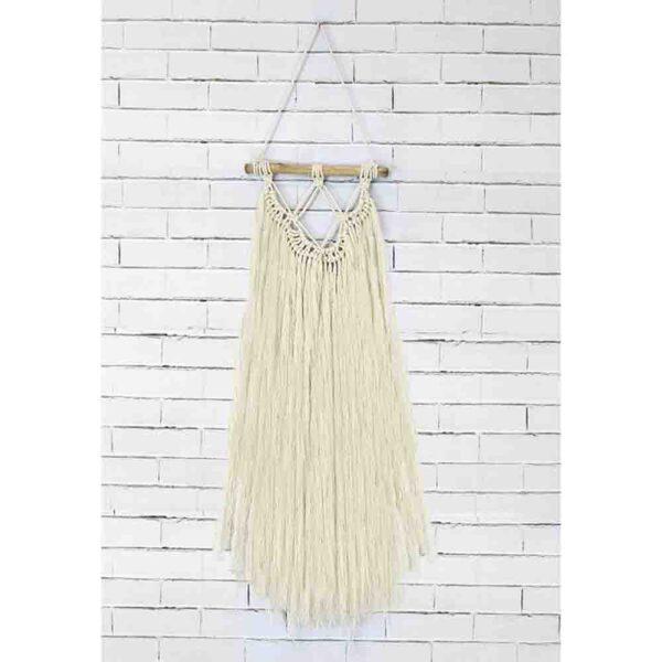 Creative Macrame Kit FRINGE Make your Own Wall Hanger New