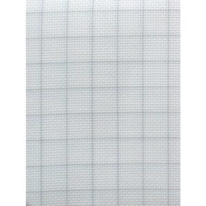 Cross Stitch Aida Cloth 14 Count ZWEIGART EASY COUNT WHITE Size 48x53cm Fabric
