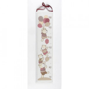 DMC Printed Printed Embroidery TEDDYDOU HEIGHT CHART Hand Stitching