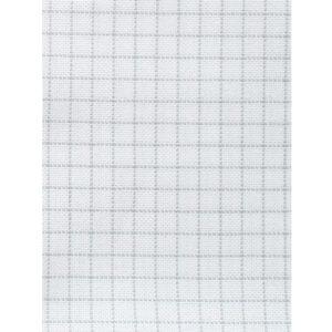 Cross Stitch 25 Easy Count ZWEIGART LUGANA LINEN WHITE 48x68cm Fabric