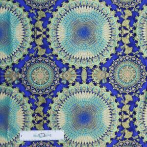 Quilting Patchwork Fabric JEWELS OF ALEXANDRIA 50x55cm FQ