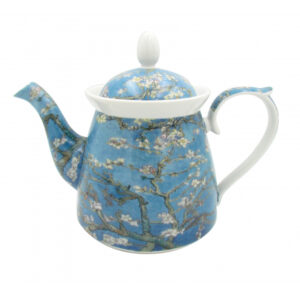 Elegant Kitchen Teapot Van Gogh APPLE BLOSSOM China Tea Pot
