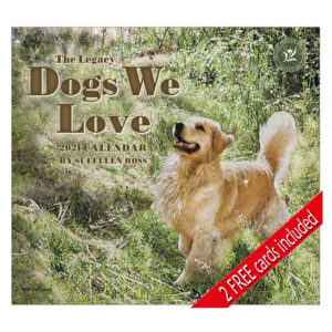 Legacy 2021 Calendar DOGS WE LOVE Calender Fits Lang Wall Frame