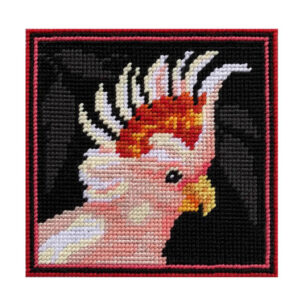 Country Threads Tapestry Printed MAJOR MITCHEL Kit Incl Threads FJK-002