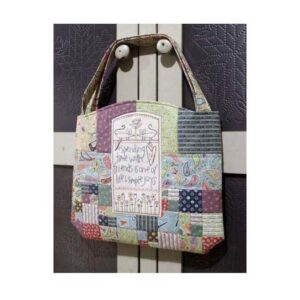 The Birdhouse Designs Sewing SUNSHINY DAY Bag Pattern