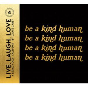 Legacy 2021 Calendar LIVE LAUGH LOVE Calender Fits Lang Wall Frame