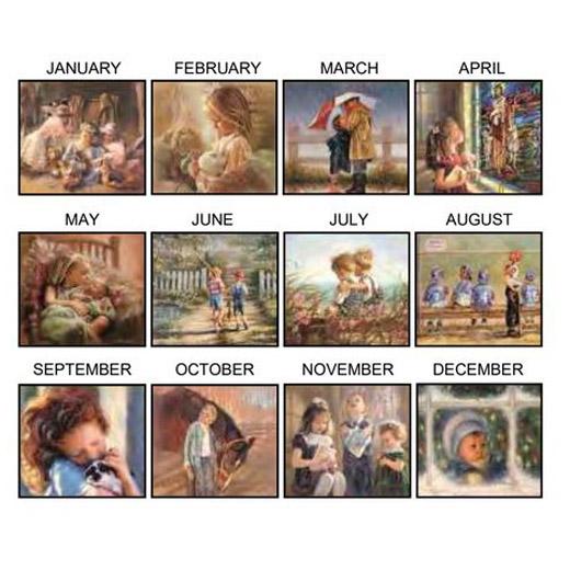 Legacy 2021 Calendar MAMA SAYS Calender Fits Lang Wall Frame