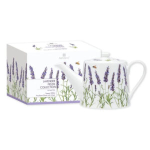 Ashdene French Country Kitchen Tea Pot LAVENDER FIELDS Infuser Teapot