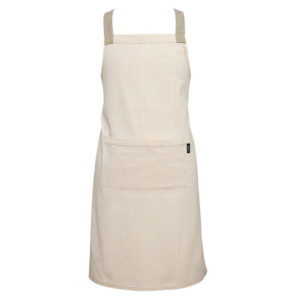 Ladelle Kitchen Cooking Natural Apron Adult One Size