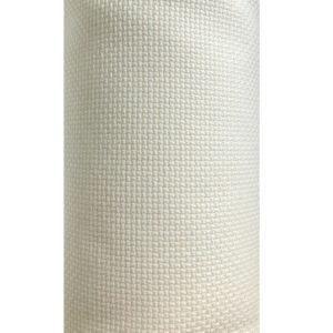 Cross X Stitch Aida Cloth 18ct ANTIQUE WHITE Size 50x75cm Fabric