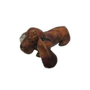 French Country Vintage Weighted MAX DUCHSHUND Door Stopper