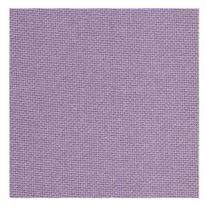 Cross Stitch 25 Evenweave ZWEIGART LUGANA Purple 50x70cm
