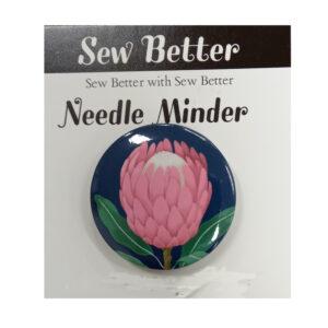 Sew Better Cross Stitch Needle Minder Keeper WARRATAH