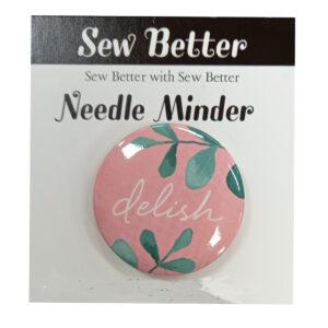 Sew Better Cross Stitch Needle Minder Keeper DELISH