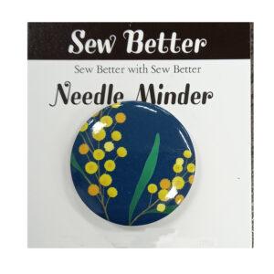 Sew Better Cross Stitch Needle Minder Keeper WATTLE