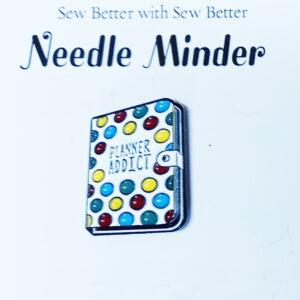 Sew Better Cross Stitch Needle Minder Keeper Planner Addict