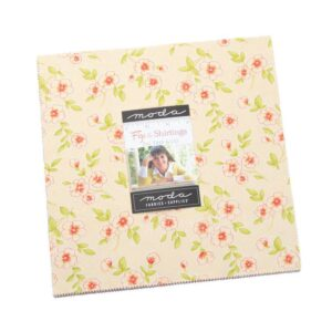 Quilting LAYER CAKE Patchwork Moda Figs and Shirtings 10 Inch Fabrics