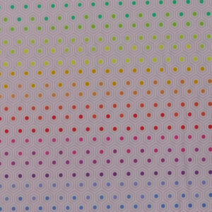 Quilting Sewing Fabric Tula Pink True Colours Pink 50x55cm FQ Material