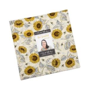 Moda Quilting Layer Cake Patchwork Bee Grateful 10 Inch Fabrics