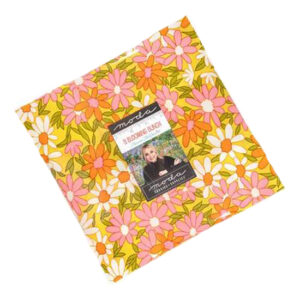Moda Quilting Layer Cake Blooming Bunch 10 Inch Fabrics