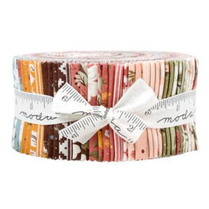 Moda Quilting Jelly Roll Patchwork Folktale 2.5 Inch Sewing Fabrics