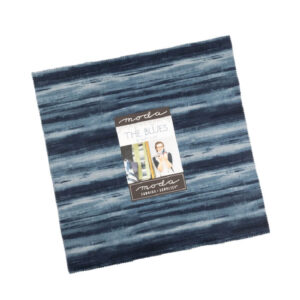 Moda Quilting Layer Cake Patchwork The Blues 10 Inch Fabrics