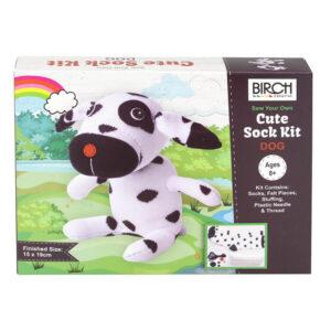 Birch Sew Your Own Sock Kit Kids Beginner Dog Inc All Materials