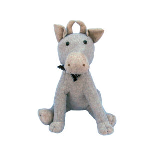 French Country Vintage Weighted CLARA BELLE COW Door Stopper