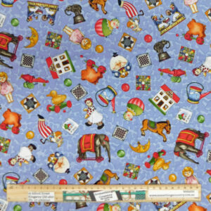 Quilting Patchwork Sewing Fabric Tidings of Great Joy 50x55cm FQ