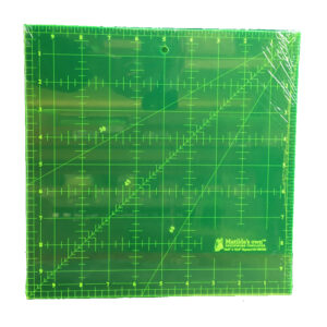 Quilting Patchwork Sewing Template Square 10x10'' Matildas Own