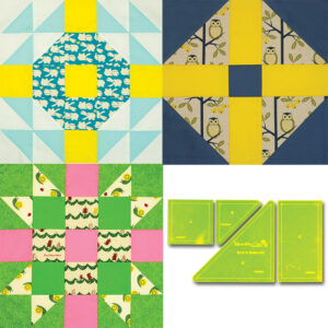 Quilting Patchwork Sewing Template Back to Basics 5G 12'' Matildas Own