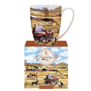 Ashdene Farming Life Kitchen Tea Cup Mug Farmers Best Friend